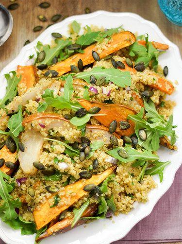 17 Best images about REZEPTE MIT quinoa on Pinterest | Kale, Mushroom ...