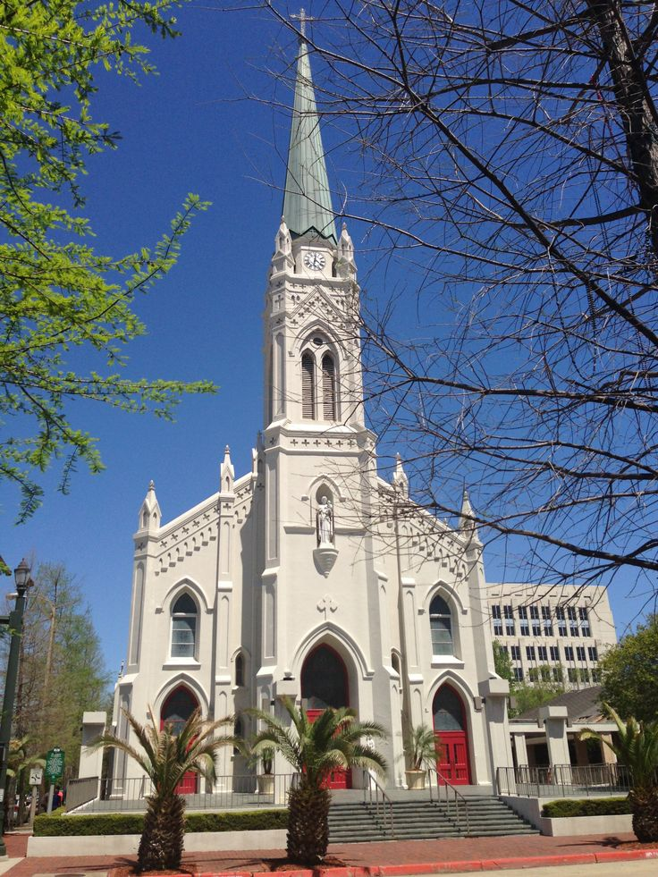St Joseph's Cathedral Downtown Baton Rouge
