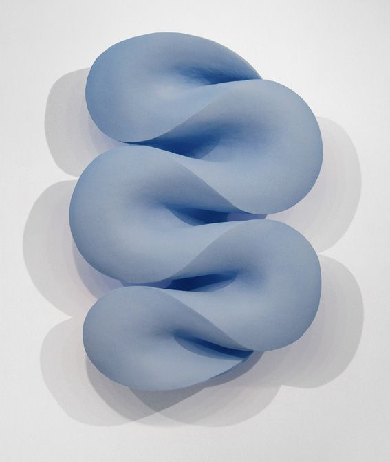 Ceramic-Sculptures-Bright-Blue-Edition  Merete Rasmussen