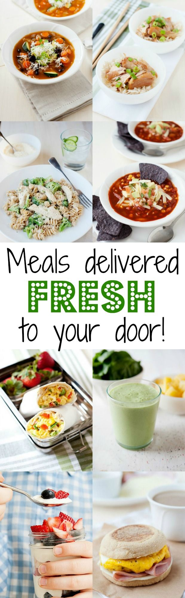 Made-to-order, fresh meals delivered straight to your door with the MOMables Meal Delivery! Meals include breakfasts, lunch, snacks, and dinner!