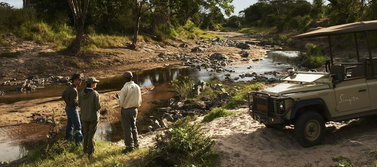Game Drives at Cottar's 1920's Camp