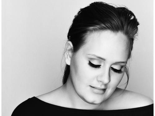 "artist: adele / fave songs: ""set fire to the rain,"" ""turning tables,"" & ""someone like you"""