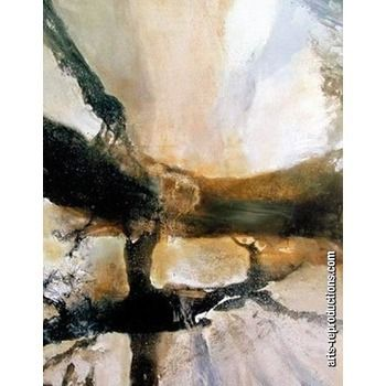 Toile peinture abstrait LY07abstract419