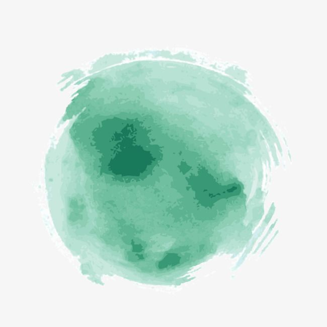Light Green Watercolor Strokes In 2020 Watercolor Logo Green