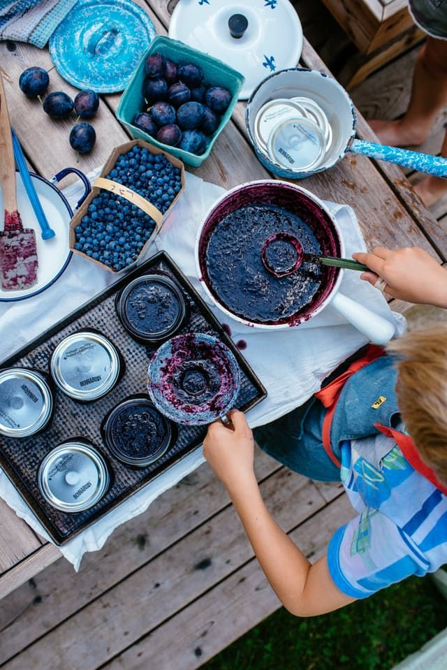 Canning with Kids: What a Day of Summer Preserving Looks Like for My Family