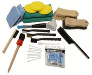 Ultimate Interior Detailing Brush Kit