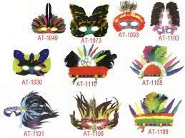 Newly Cheap masquerade masks bulk For Party Decoration $0.1~$0.5