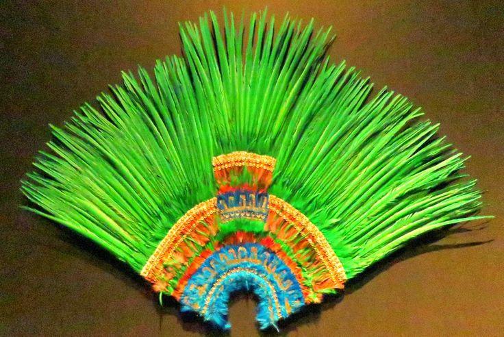 penacho azteca dibujo - Buscar con Google