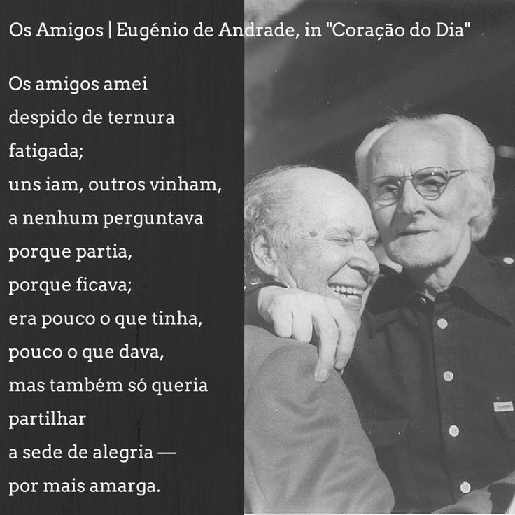 Eugénio de Andrade | Poema:
