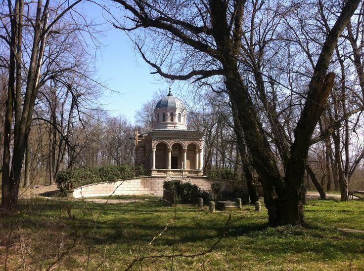 La mormântul lui Ion Ghica // Dambovita Ghergani Ghica Racari