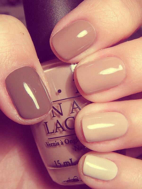 unghie,marrone,pastello,manicure