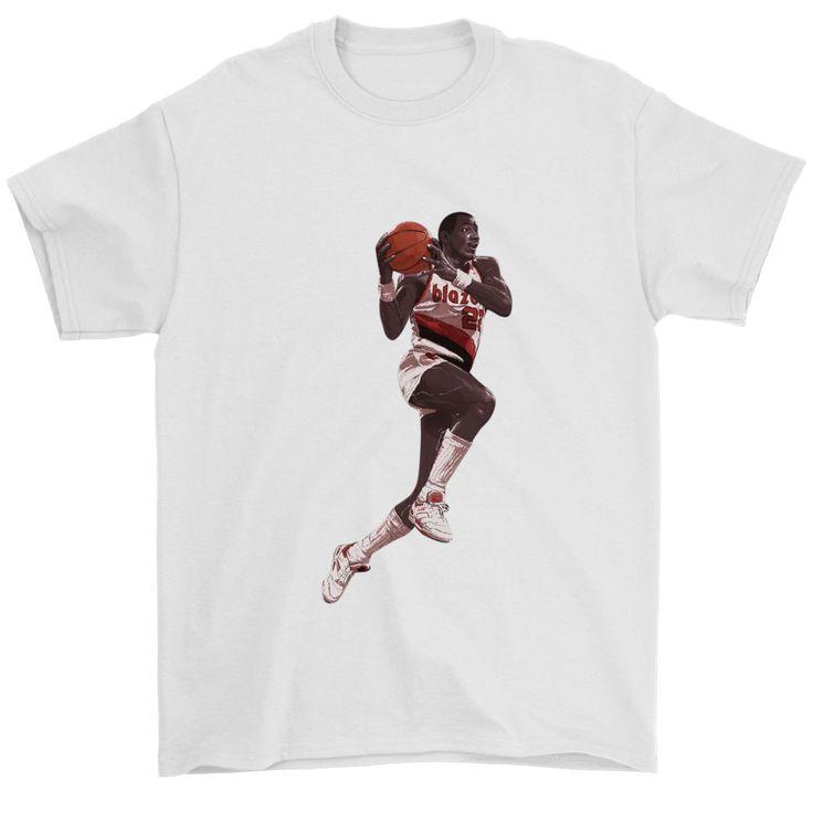 Clyde Drexler Shirt