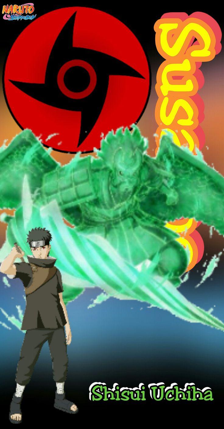 Susanoo. Shisui Ichiha. Naruto