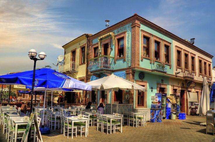 Cunda İsland Balıkesir Turkey