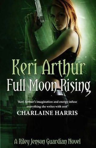 Keri Arthur, kick ass series, just love this author and can't wait for her next book