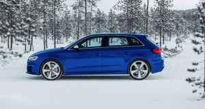 2015 Audi RS3 saloon