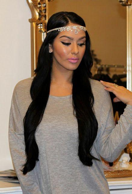 Frisuren Für Schwarze Haare Frisuren Pinterest Lange Haare