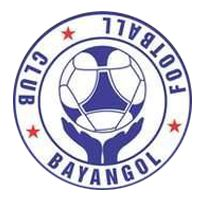 2013, New Mongol Bayangol FC (Ulaanbaatar, Mongolia) #NewMongolBayangolFC #Ulaanbaatar #Mongolia (L13525)