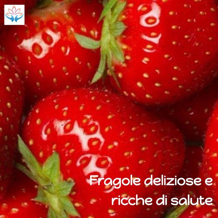 Fragole: deliziose e ricche di salute