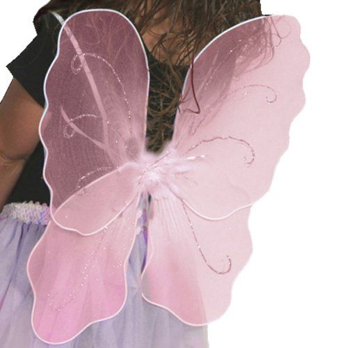 Pink Fairy Wings -- Click on the image for additional details.