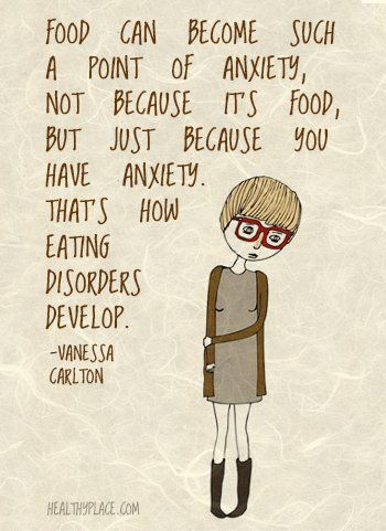 how to develop an eating disorder to lose weight