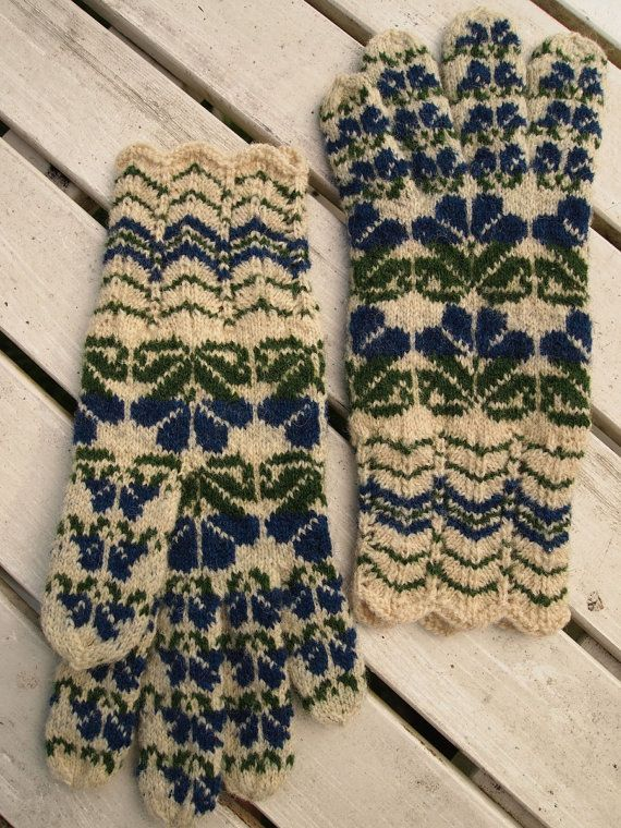 86 best ♡ Knit Crochet Gloves ♡ images on Pinterest | Stricken ...