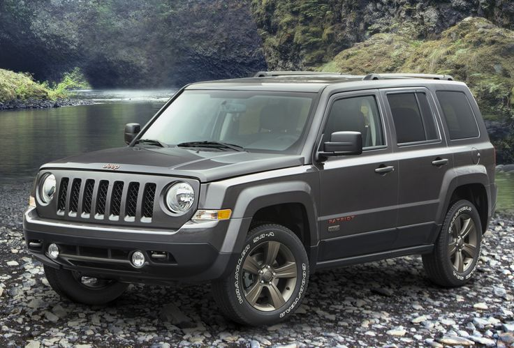 "2016 Jeep Patriot ""75th Anniversary"" (MK) '2016"