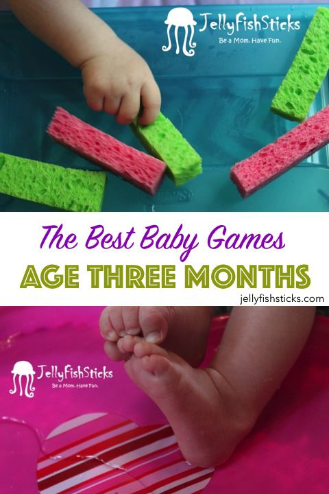Our little one had so much fun discovering her world this month! Our discovery games focused on sensory and motor development. Here are seve...