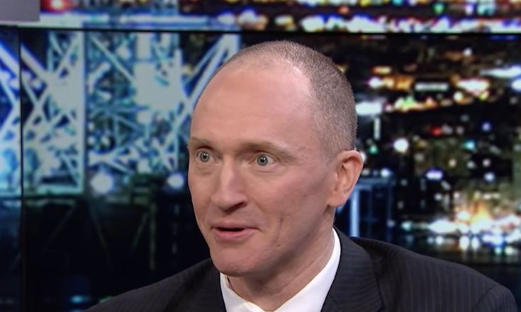 Carter Page panics over Trump-Russia, inexplicably goes on MSNBC and admits culpability