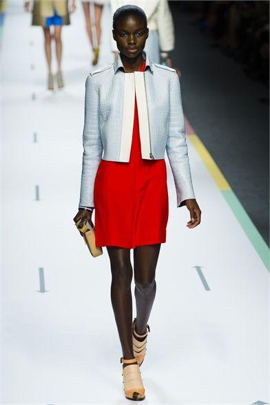 Fendi - Spring Summer 2013 Ready-To-Wear - Shows - Vogue.it