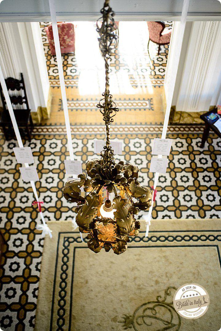 Villa Borghi in Varano Borghi (VA), the interiors are so rich. Ph Emanuele Capoferri http://www.brideinitaly.com/2013/12/capoferri-villa-borghi.html #elegant #italianstyle #wedding