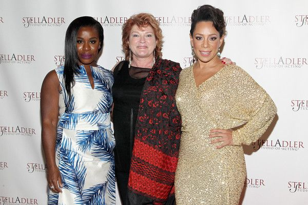 Kate Mulgrew Photos Photos - (L-R) Actresses Uzo Aduba, Kate Mulgrew and Selenis Leyva attend Stella By Starlight, The Stella Adler Studio Of Acting's 10th Annual Fundraising Gala on May 11, 2015 in New York City. - Stella By Starlight, The Stella Adler Studio Of Acting's 10th Annual Fundraising Gala