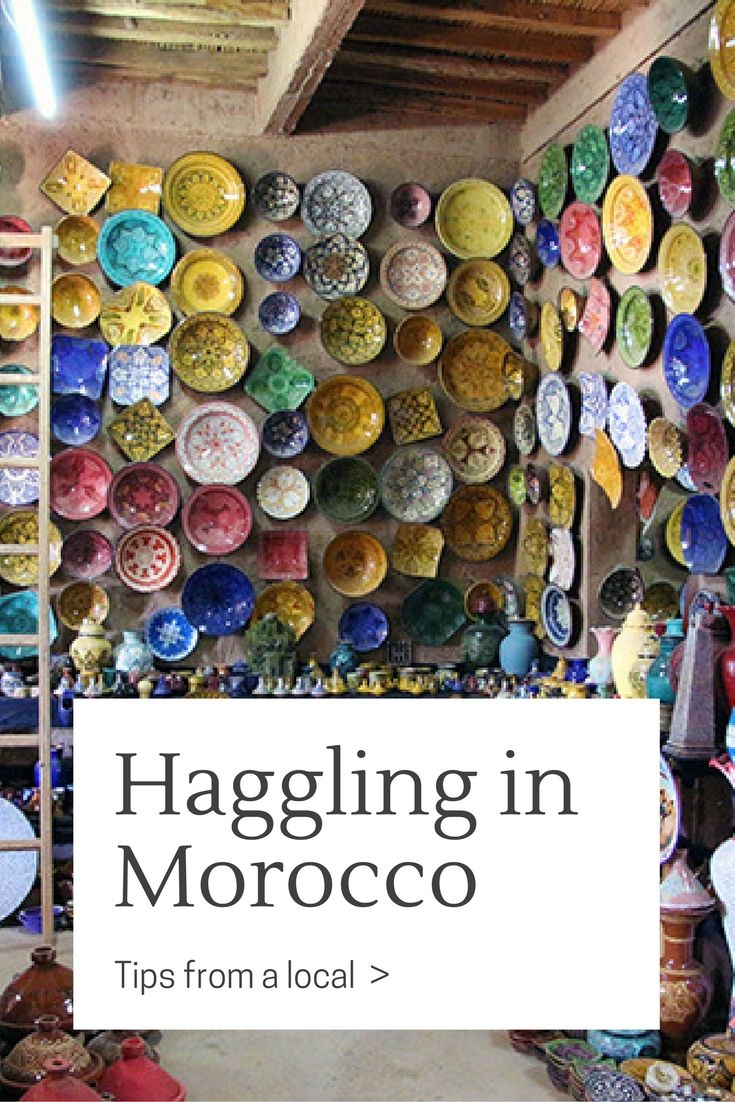 Everything You Ever Wanted to Know About Haggling in Morocco: Tips from a Local…   RePinned by : www.powercouplelife.com
