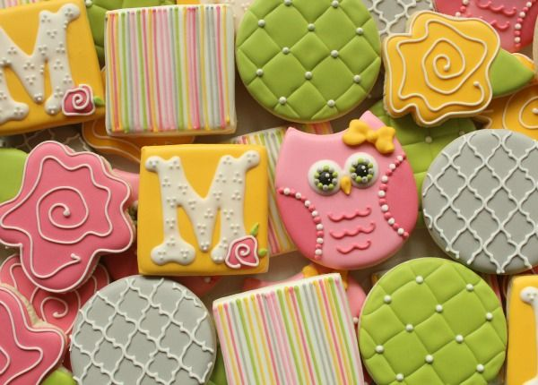 324 Best Images About Royal Icing Cookies On Pinterest