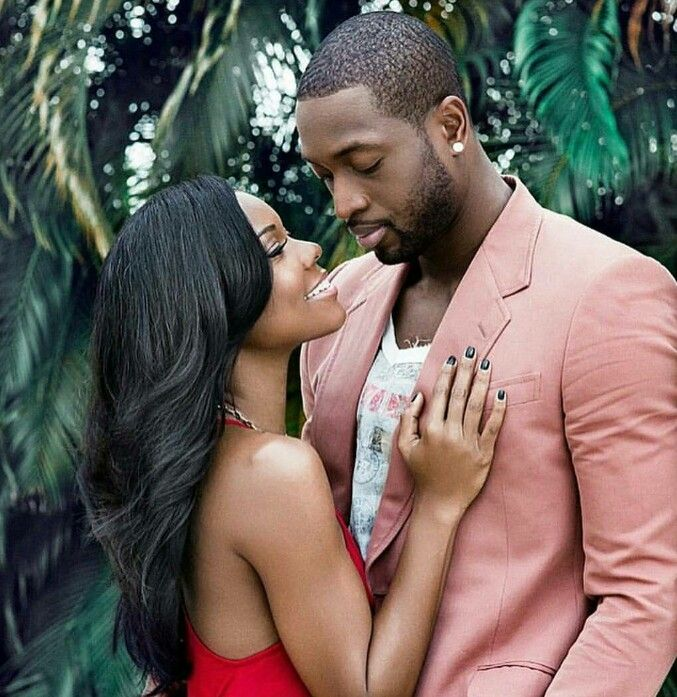 Black love, black family, black magic , black power, husband and wife, love, eternal love,black man, black woman,real love, true love, Gabrielle Union and Dwyane Wade.