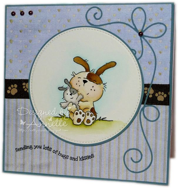 LOTV - LIttle Pals with Winter Wishes Paper Pad and Birthdays and Best Wishes Sentiments