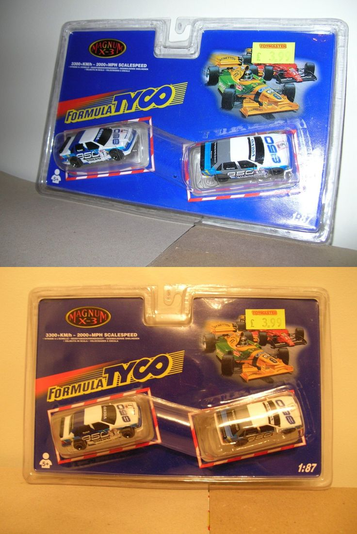 Unknown 164788: Rydell Harvey 850 Volvo Ho Magnum X-3 Formula Tyco Slot Cars -> BUY IT NOW ONLY: $150 on eBay!