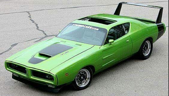 1971 Dodge Daytona Charger