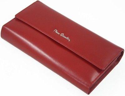 Duży portfel damski Pierre Cardin portfele damskie