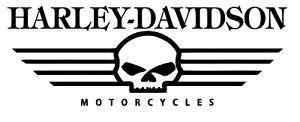 a pegatina vinilo harley davidson autocollant sticker vinyl tuning moto