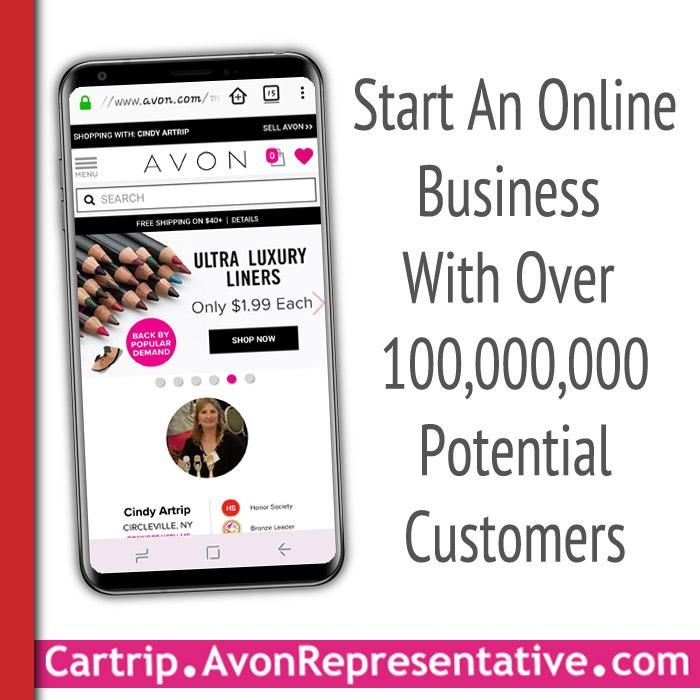 Become An Avon Representative Sign Up To Sell Avon Here On My