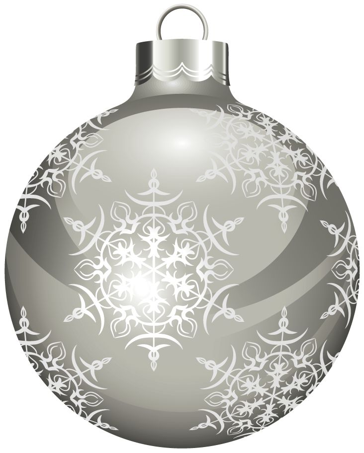Best christmas ornaments silver images on