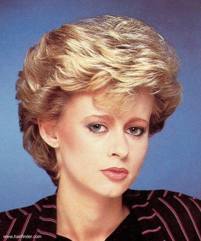 Frisur 1980 Trendy Frisuren Ideen 2019 Kurzhaarschnitte
