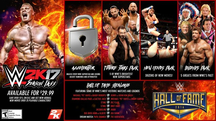 WWE 2K17 Review of the New Wrestling Game