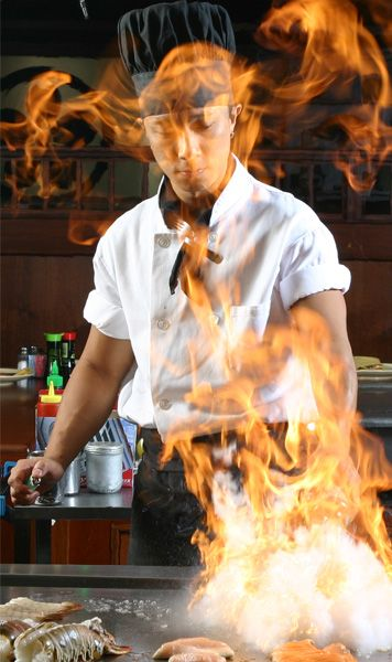 Sakura Japanese steakhouse