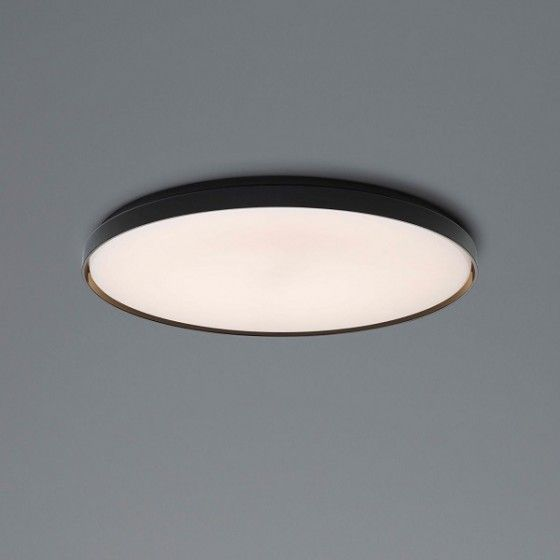 Flos Clara Ceiling/Wall - Smoke/Clear