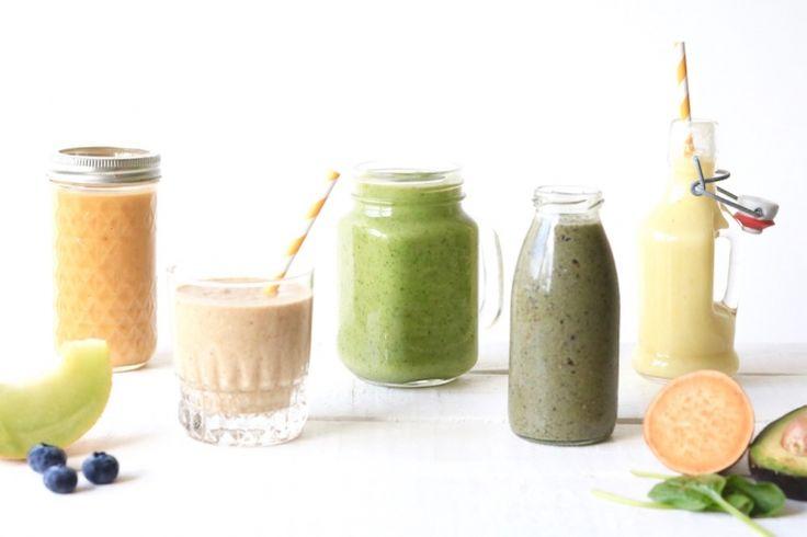 5x gezonde ontbijtsmoothie