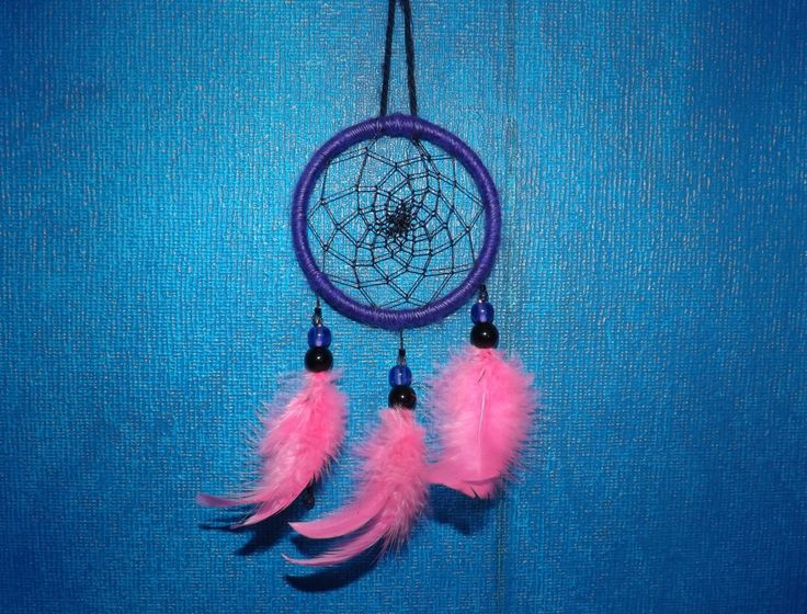 Just some dream catcher.