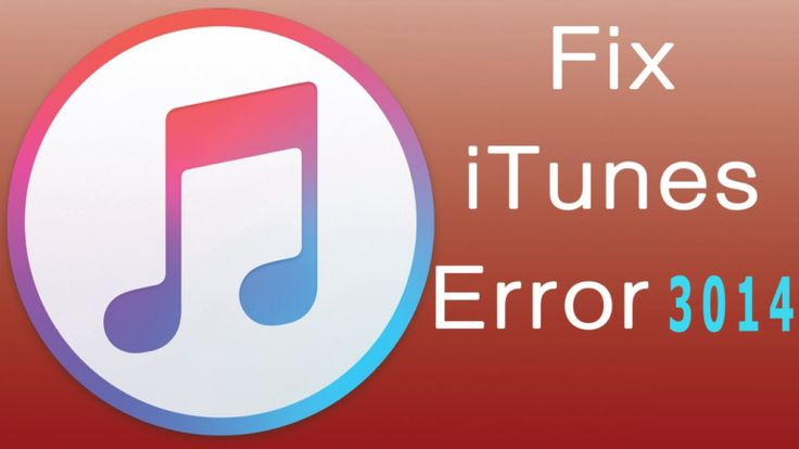 How to #Fix #iTunes #Error #3014 When Updating/Restoring #iPhone