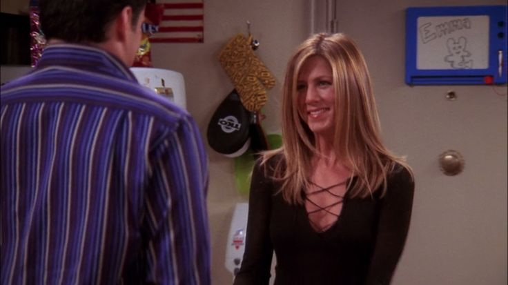 "FRIENDS - Season 10, ""The One With Ross's Tan"""